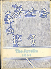1955 Edition, Atlantic High School - Javelin Yearbook (Atlantic, IA)