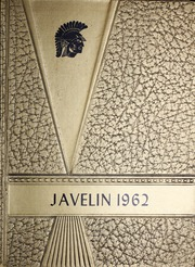 1962 Edition, Atlantic High School - Javelin Yearbook (Atlantic, IA)