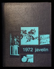 1972 Edition, Atlantic High School - Javelin Yearbook (Atlantic, IA)