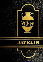 1973 Edition, Atlantic High School - Javelin Yearbook (Atlantic, IA)