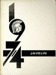 1974 Edition, Atlantic High School - Javelin Yearbook (Atlantic, IA)