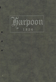 Page 1, 1924 Edition, Harlan Community High School - Harpoon Yearbook (Harlan, IA) online yearbook collection
