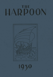 Page 1, 1930 Edition, Harlan Community High School - Harpoon Yearbook (Harlan, IA) online yearbook collection