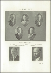 Page 11, 1930 Edition, Harlan Community High School - Harpoon Yearbook (Harlan, IA) online yearbook collection