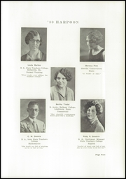 Page 15, 1930 Edition, Harlan Community High School - Harpoon Yearbook (Harlan, IA) online yearbook collection