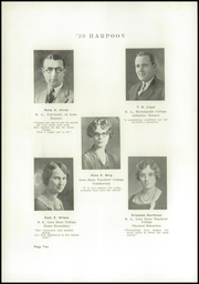 Page 16, 1930 Edition, Harlan Community High School - Harpoon Yearbook (Harlan, IA) online yearbook collection