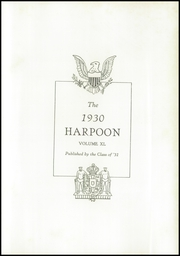 Page 5, 1930 Edition, Harlan Community High School - Harpoon Yearbook (Harlan, IA) online yearbook collection