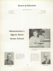 Page 14, 1957 Edition, Harlan Community High School - Harpoon Yearbook (Harlan, IA) online yearbook collection