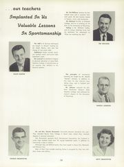 Page 17, 1957 Edition, Harlan Community High School - Harpoon Yearbook (Harlan, IA) online yearbook collection