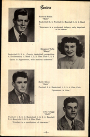 Page 10, 1946 Edition, Bondurant Farrar High School - Bluejay Yearbook (Bondurant, IA) online yearbook collection