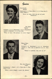 Page 11, 1946 Edition, Bondurant Farrar High School - Bluejay Yearbook (Bondurant, IA) online yearbook collection