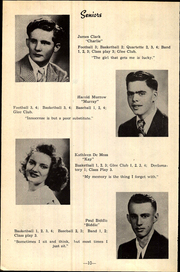 Page 12, 1946 Edition, Bondurant Farrar High School - Bluejay Yearbook (Bondurant, IA) online yearbook collection