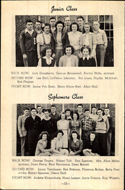 Page 14, 1946 Edition, Bondurant Farrar High School - Bluejay Yearbook (Bondurant, IA) online yearbook collection