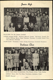 Page 15, 1946 Edition, Bondurant Farrar High School - Bluejay Yearbook (Bondurant, IA) online yearbook collection