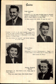 Page 8, 1946 Edition, Bondurant Farrar High School - Bluejay Yearbook (Bondurant, IA) online yearbook collection
