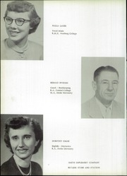Page 10, 1957 Edition, Bondurant Farrar High School - Bluejay Yearbook (Bondurant, IA) online yearbook collection