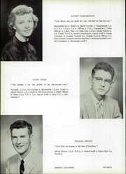 Page 14, 1957 Edition, Bondurant Farrar High School - Bluejay Yearbook (Bondurant, IA) online yearbook collection