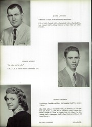 Page 16, 1957 Edition, Bondurant Farrar High School - Bluejay Yearbook (Bondurant, IA) online yearbook collection