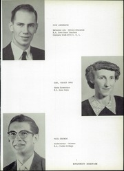 Page 9, 1957 Edition, Bondurant Farrar High School - Bluejay Yearbook (Bondurant, IA) online yearbook collection