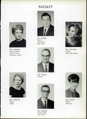 Page 9, 1966 Edition, Bondurant Farrar High School - Bluejay Yearbook (Bondurant, IA) online yearbook collection