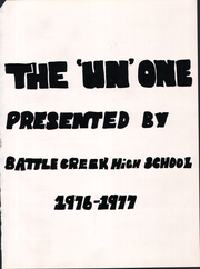 Page 5, 1977 Edition, Battle Creek Community High School - Bomber Yearbook (Battle Creek, IA) online yearbook collection