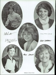 Page 12, 1982 Edition, Battle Creek Community High School - Bomber Yearbook (Battle Creek, IA) online yearbook collection
