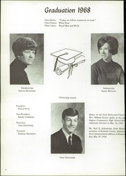 Page 8, 1968 Edition, Aplington Community School - Panther Yearbook (Aplington, IA) online yearbook collection