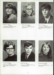 Page 10, 1969 Edition, Aplington Community School - Panther Yearbook (Aplington, IA) online yearbook collection