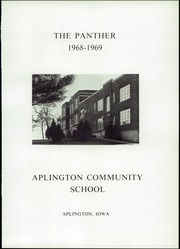 Page 5, 1969 Edition, Aplington Community School - Panther Yearbook (Aplington, IA) online yearbook collection