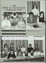 Aplington Community School - Panther Yearbook (Aplington, IA) online yearbook collection, 1985 Edition, Page 62