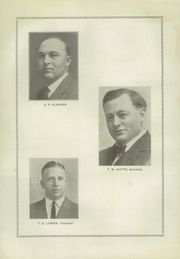Page 12, 1928 Edition, Galva Holstein Community School - Moo Yearbook (Holstein, IA) online yearbook collection