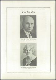 Page 13, 1930 Edition, Galva Holstein Community School - Moo Yearbook (Holstein, IA) online yearbook collection
