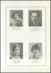 Page 15, 1930 Edition, Galva Holstein Community School - Moo Yearbook (Holstein, IA) online yearbook collection