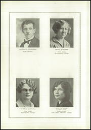 Page 16, 1930 Edition, Galva Holstein Community School - Moo Yearbook (Holstein, IA) online yearbook collection