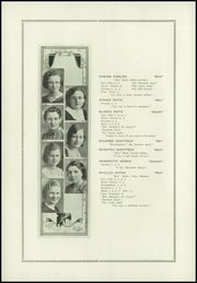 Page 16, 1934 Edition, Galva Holstein Community School - Moo Yearbook (Holstein, IA) online yearbook collection