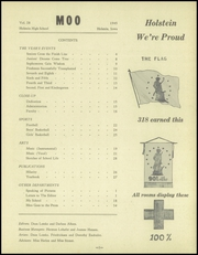 Page 5, 1945 Edition, Galva Holstein Community School - Moo Yearbook (Holstein, IA) online yearbook collection