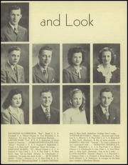 Page 8, 1945 Edition, Galva Holstein Community School - Moo Yearbook (Holstein, IA) online yearbook collection