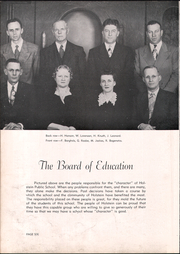 Page 10, 1950 Edition, Galva Holstein Community School - Moo Yearbook (Holstein, IA) online yearbook collection