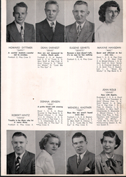 Page 17, 1950 Edition, Galva Holstein Community School - Moo Yearbook (Holstein, IA) online yearbook collection