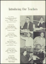Page 13, 1956 Edition, Galva Holstein Community School - Moo Yearbook (Holstein, IA) online yearbook collection
