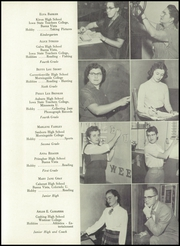 Page 15, 1956 Edition, Galva Holstein Community School - Moo Yearbook (Holstein, IA) online yearbook collection