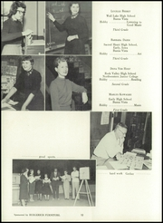 Page 16, 1956 Edition, Galva Holstein Community School - Moo Yearbook (Holstein, IA) online yearbook collection