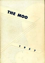 1957 Edition, Galva Holstein Community School - Moo Yearbook (Holstein, IA)
