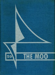 1959 Edition, Galva Holstein Community School - Moo Yearbook (Holstein, IA)