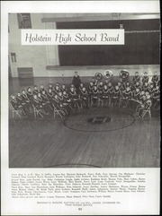 Page 44, 1959 Edition, Galva Holstein Community School - Moo Yearbook (Holstein, IA) online yearbook collection