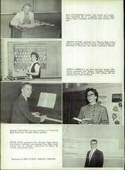 Page 12, 1960 Edition, Galva Holstein Community School - Moo Yearbook (Holstein, IA) online yearbook collection