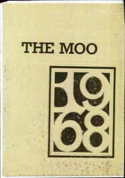 1968 Edition, Galva Holstein Community School - Moo Yearbook (Holstein, IA)