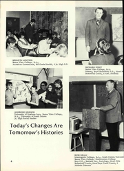 Page 12, 1972 Edition, Galva Holstein Community School - Moo Yearbook (Holstein, IA) online yearbook collection