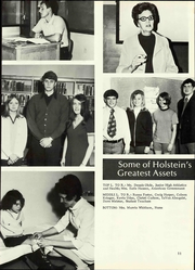 Page 17, 1972 Edition, Galva Holstein Community School - Moo Yearbook (Holstein, IA) online yearbook collection