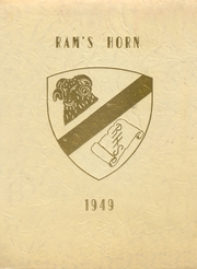 1949 Edition, Ruthven Consolidated School - Rams Horn Yearbook (Ruthven, IA)